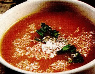 Supă de morcov cu cocos