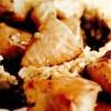 Salata de peste afumat cu morcovi si masline