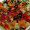Musaca de legume cu carne