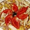 Salată de ton, paste si porumb