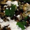 Aripioare de pui cu ciuperci