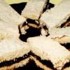 Prăjitură cu gem de prune si branză de vaci