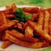 Bastonaşe de cartofi prăjiţi