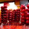 Ingheţată cu fructe confiate