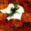 Mancare din carne de porc cu verdeţuri si smantană