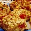 Prăjitură cu citrice şi aluat ras