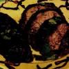 Pachetele de varză roşie cu carne