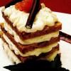 Prăjitură cu mentă