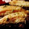 Baclava cu frişcă sau salată din fructe de sezon