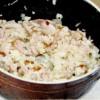 Mancarica de ciuperci cu costita afumata