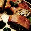 Ruladă cu brânză şi stafide