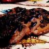 Biscuiţi cu sos de ciocolată