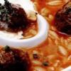 Chiftelute in sos de rosii cu orez