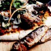 Pizza cu sardine picante