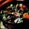 Salată cu peşte afumat cu sos de mere