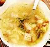 Supă de pui cu paste