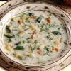 Ciorba de dovlecei cu iaurt