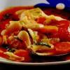 Supa cu ravioli