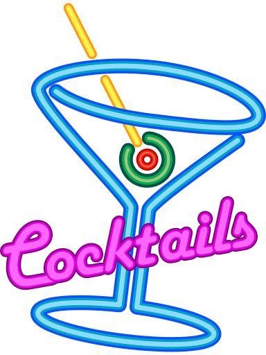 Carribean Night Cocktail