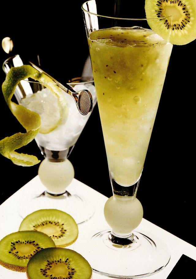 Cocktail Kiwi Colada