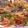 Cum se prepara Stavrid cu unt picant si legume (video)