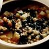 Supă deasă de orz şi sfeclă
