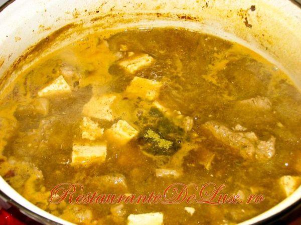 Supa cu costita