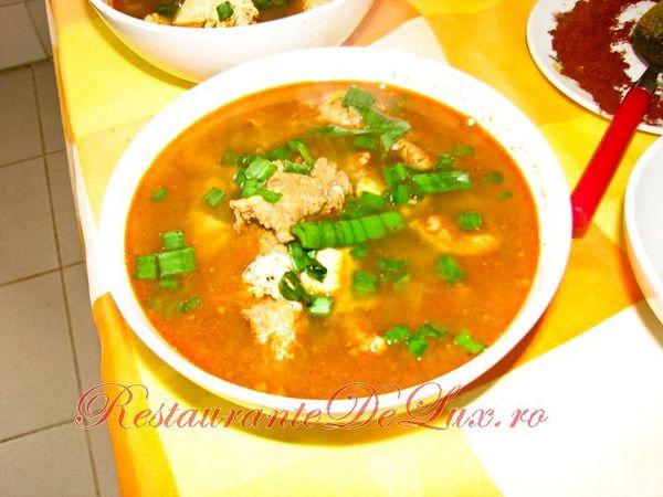 Supa cu carne