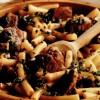 Tocana spaniolă cu macaroane