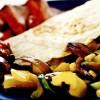 Tortillas garnisite