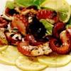 Caracatită marinată la grătar