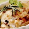 Paste simple gratinate