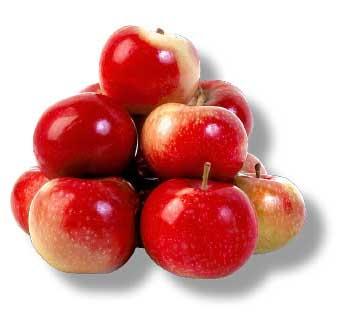 Ruladă cu mere