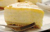 Mousse de lămâie cu brânză de vaci