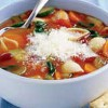 Supă delicioasa minestrone