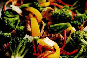 Porc cu legume