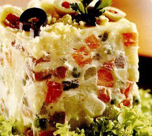 Retete traditionale romanesti: Salată de boeuf