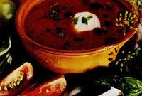 Supă-cremă cu smântână