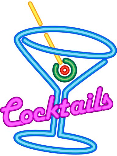 Cocktail Flamingo