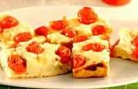Plăcintă cu roşii