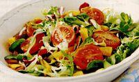 Retete de post: Salată de vară