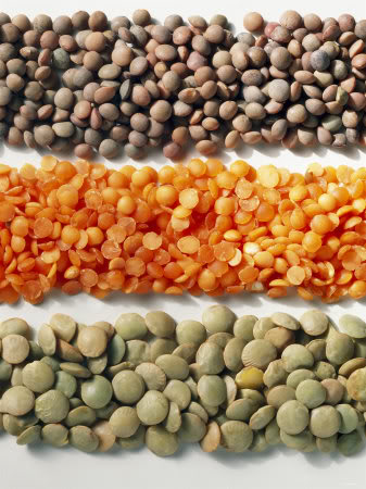 Retete de post: Linte cu orez