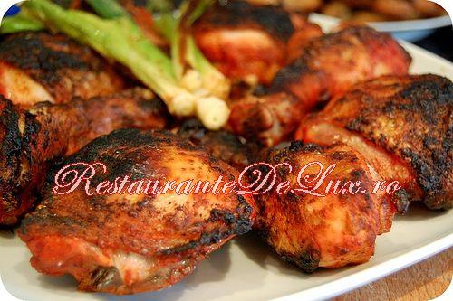 Retete delicioase: Pui Tandoori