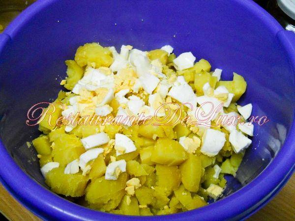 Salata orientala gustoasa