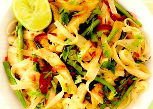 Stir Fry thailandez cu piept de curcan