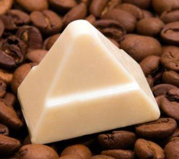 Bavareza de ciocolata alba