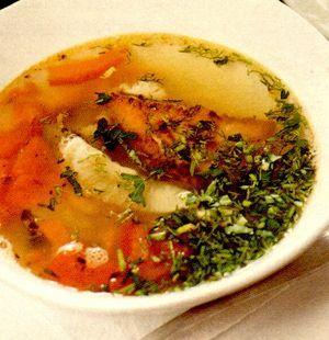 Supe si ciorbe: Ciorba de peste