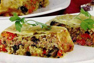 Reteta zilei: Drob de legume (retete de post)