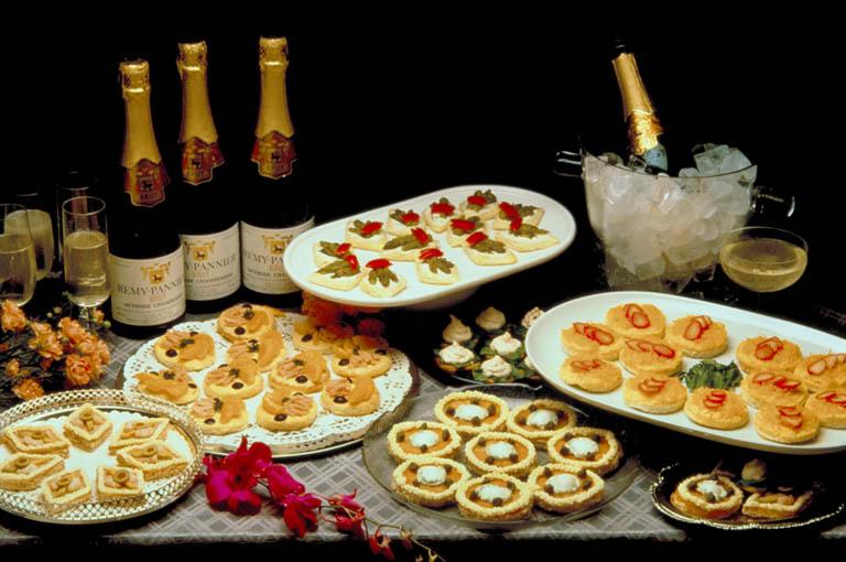 Deserturi delicioase pentru Revelion
