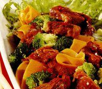 Carne de vită cu broccoli